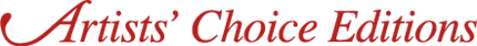 Artists Choice Editions Logo