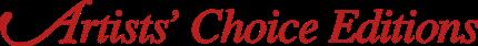Artists Choice Editions Logo